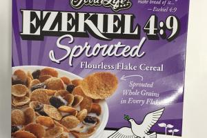 Ezekiel 4:9 Sprouted Flourless Flake Cereal