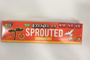 Ezekiel 4:9 Sprouted Spaghetti Protein Pasta
