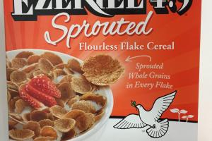 Sprouted Flourless Flake Cereal