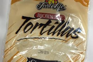Tortillas Brown Rice