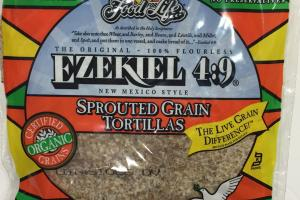 Sprouted Grain Tortillas