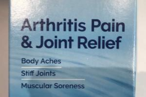 ARTHRITIS PAIN & JOINT RELIEF ORAL SPRAY