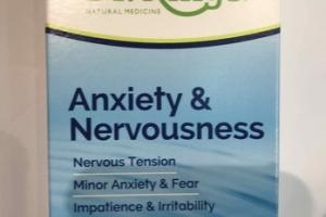 ANXIETY & NERVOUSNESS ORAL SPRAY