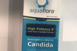 MULTI-STRAIN CANDIDA FORMULA BROAD-SPECTRUM RELIEF FOR CANDIDA
