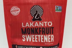 Golden Monkfruit Sweetener