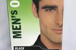 MEN'S OWN BLACK COLOUR CREAM, ACTIVATOR