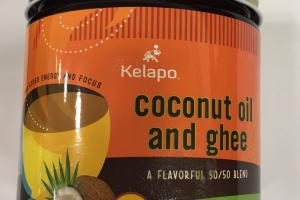 Coconut Oil And Ghee