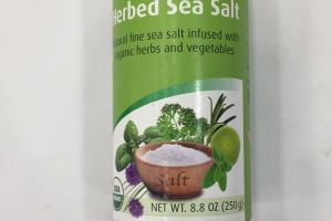 Herbed Sea Salt