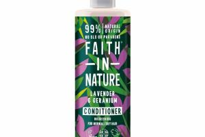 NOURISHING CONDITIONER, LAVENDER & GERANIUM