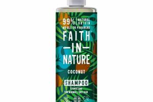 HYDRATING SHAMPOO FOR NORMAL / DRY HAIR, COCONUT