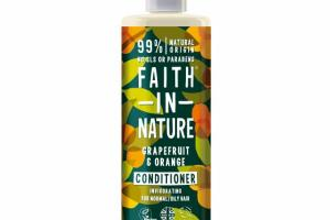 INVIGORATING FOR NORMAL/ONLY HAIR GRAPEFRUIT & ORANGE CONDITIONER