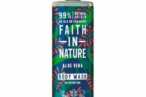 REJUVENATING BODY WASH, ALOE VERA