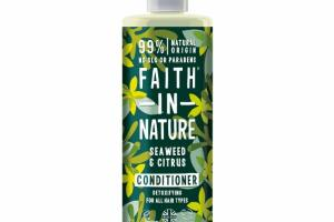 CONDITIONER SEAWEED & CITRUS DETOXIFYING FOR ALL HAIR TYPES