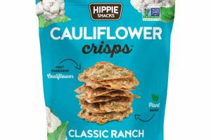 CLASSIC RANCH CAULIFLOWER BASED CRISPS WITH SEEDS AND HERBS