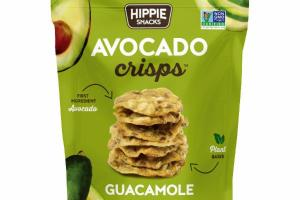 GUACAMOLE AVOCADO BASED CRISPS WITH SEEDS AND HERBS