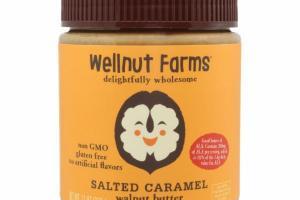 SALTED CARAMEL WALNUT BUTTER