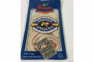 PORK UNCURED PANCETTA