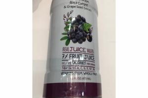 CONCORD GRAPE, BLACK CURRANT & GRAPE SEED EXTRACT REAL JUICE WATER