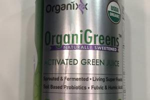 Activated Green Juice Dietary Supplement
