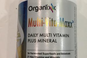 Daily Multi Vitamin Plus Mineral Dietary Supplement