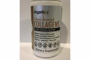 CLEAN SOURCED COLLAGENS ANTI-AGING BLEND DIETARY SUPPLEMENT