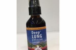 DEEP LUNG & BRONCHIAL SUPPORT HERBAL DIETARY SUPPLEMENT
