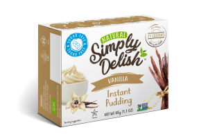 NATURAL VANILLA INSTANT PUDDING