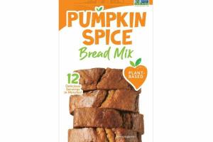 PUMPKIN SPICE BREAD MIX