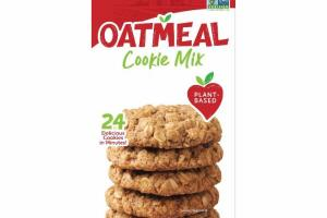 PLANT-BASED OATMEAL COOKIE MIX
