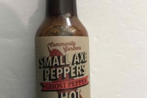 HOT SAUCE GHOST PEPPER