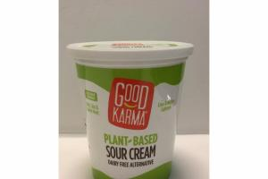 PLANT-BASED SOUR CREAM