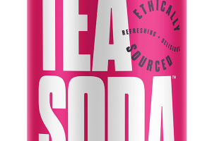 MINT TEA HIBISCUS LEMONADE CAFFEINE FREE TEA SODA