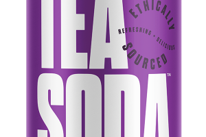LEMONGRASS TEA SODA