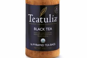 ORGANIC SINGLE GARDEN BLACK TEAS