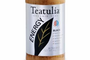 ORGANIC ENERGY BLACK TEA BAGS