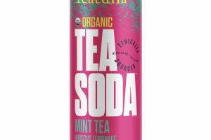 MINT TEA HIBISCUS LEMONADE SODA