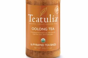 OOLONG ORGANIC SINGLE GARDEN TEAS