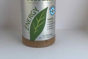ORGANIC ENERGY GREEN TEA BAGS