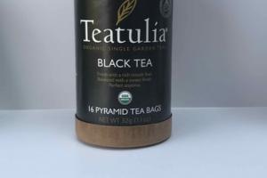 BLACK TEA  PYRAMID TEA BAGS