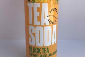 BLACK TEA SODA