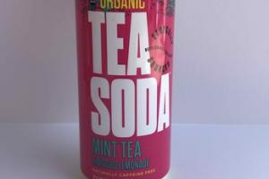 HIBISCUS LEMONADE MINT TEA SODA