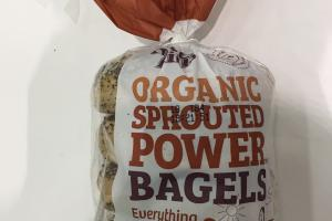 Organic Everything Bagels