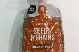 Delicious Seeds & Grains Bread