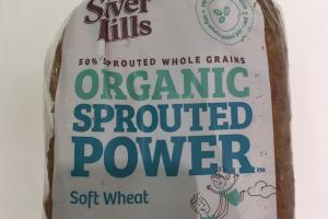 Organic Sprouted Power Sprouted Wheat Bread