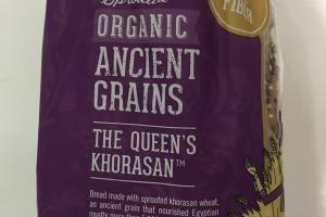 Sprouted Organic Ancient Grains
