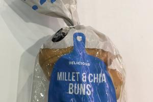 Millet & Chia Buns