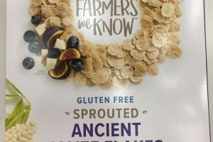 Sprouted Ancient Maize Flakes