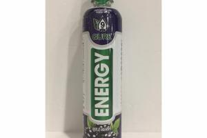 WILD BERRY CAFFEINATED CLEAN ENERGY WATER