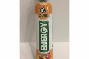 PEACH MANGO CAFFEINATED CLEAN ENERGY WATER