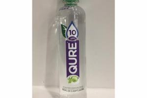 MINERALS, ELECTROLYTES & NATURAL FLAVORS PURIFIED WATER INFUSED WITH ALKALINE